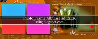 Indian Photo Frame Album Psd Album