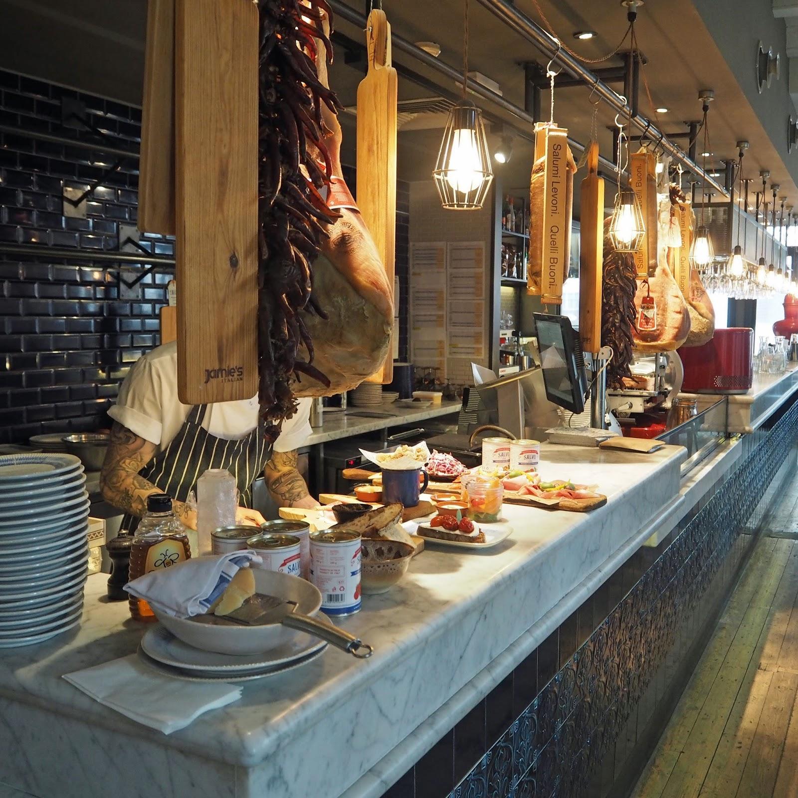 Jamie Oliver restaurant, Leeds