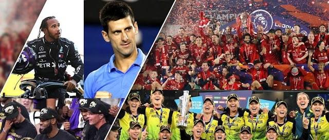 Τα αθλητικά γεγονότα που μας συγκλόνισαν το 2020: Η απώλεια του Κόμπι, οι αναβολές, η πανδημία και το «αντίο» στον Ντιέγκο