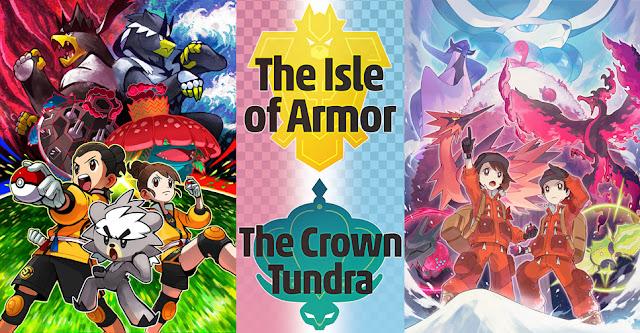Pokémon Sword/Shield (Switch): novas Galarian Forms, data de lançamento do DLC e muito mais