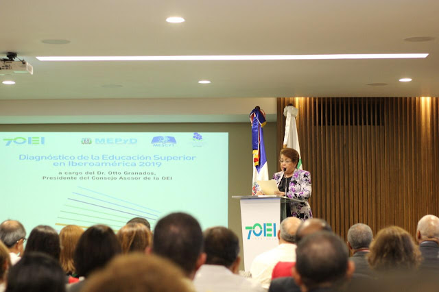 Alejandrina Germán, Ministra de Educación Superior
