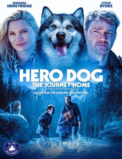 Pelicula Hero Dog: El viaje a casa