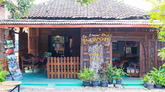 pawon luwak coffee candi pawon magelang