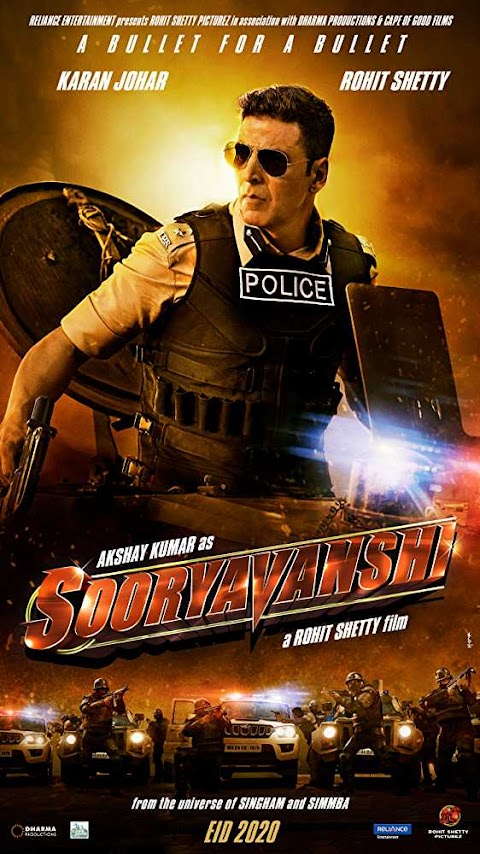 Sooryavanshi Full Movie Download – [720p,1080p,HD] – Akshay Kumar