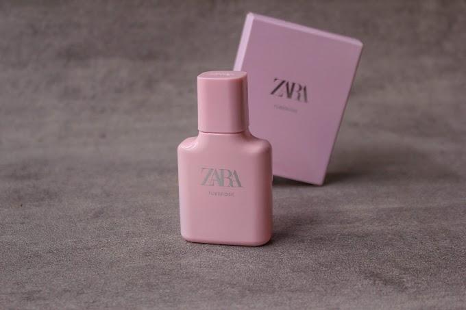 Review Zara Tuberose Parfume