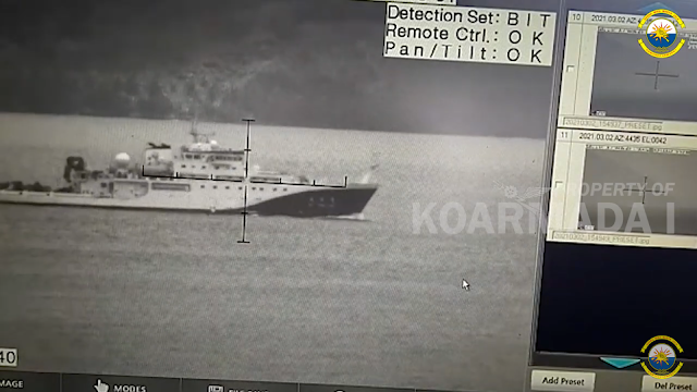 Kapal China Berkali-kali Muncul di Perairan RI, Roy Suryo: Apa yang Salah dengan Keamanan Negara?