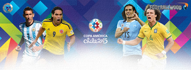 Copa America 2015 Facebook Covers