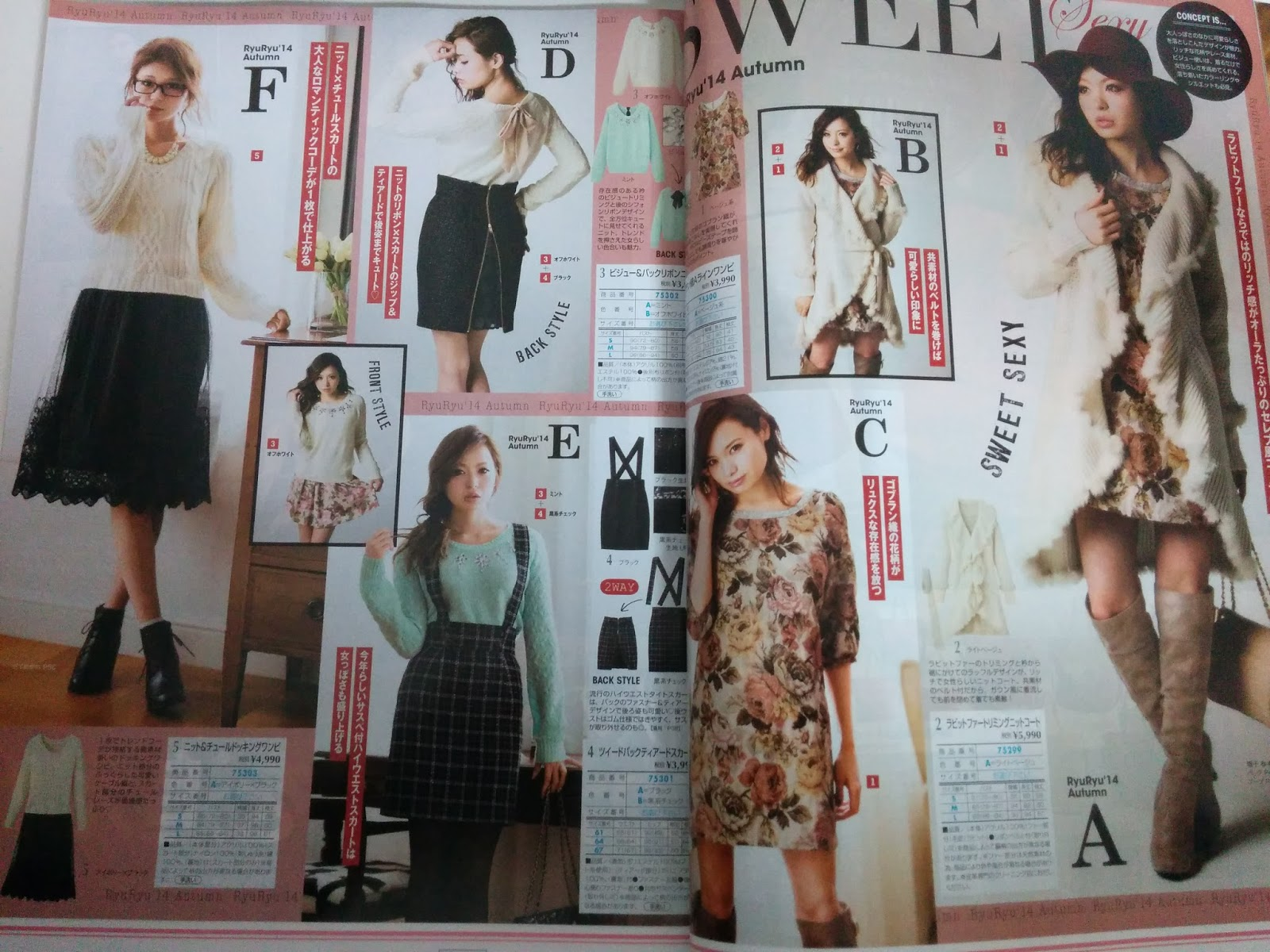 Adult Cute Kawaii Feature in Free Japanese Fashion and Decor Magazine