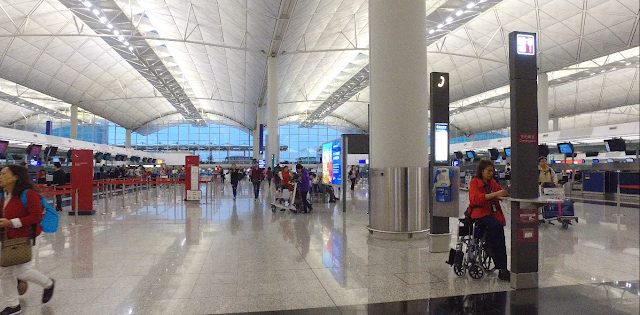bandara hong kong international airport