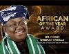 Forbes names Ngozi Okonjo-Iweala Africa Person of the Year 2020