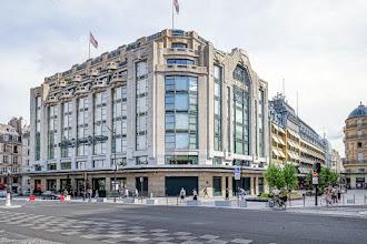 Paris : La Samaritaine, grand magasin parisien iconique, renaissance d'un mythe, réouverture en majesté - Ier