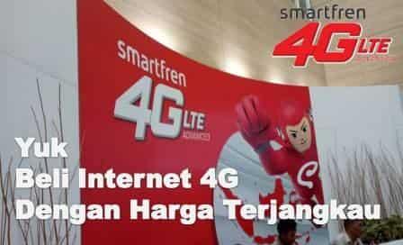 Yuk Beli Internet 4G Dengan Harga Terjangkau