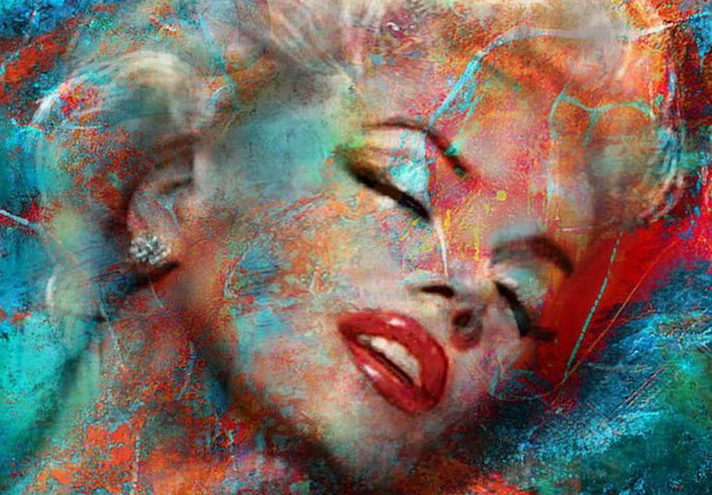 Cuadros pinturas oleos rostros de chicas pinturas - Cuadros de pintura ...