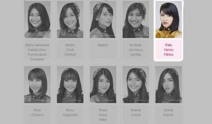 Viny JKT48 Trainee Team KIII K3