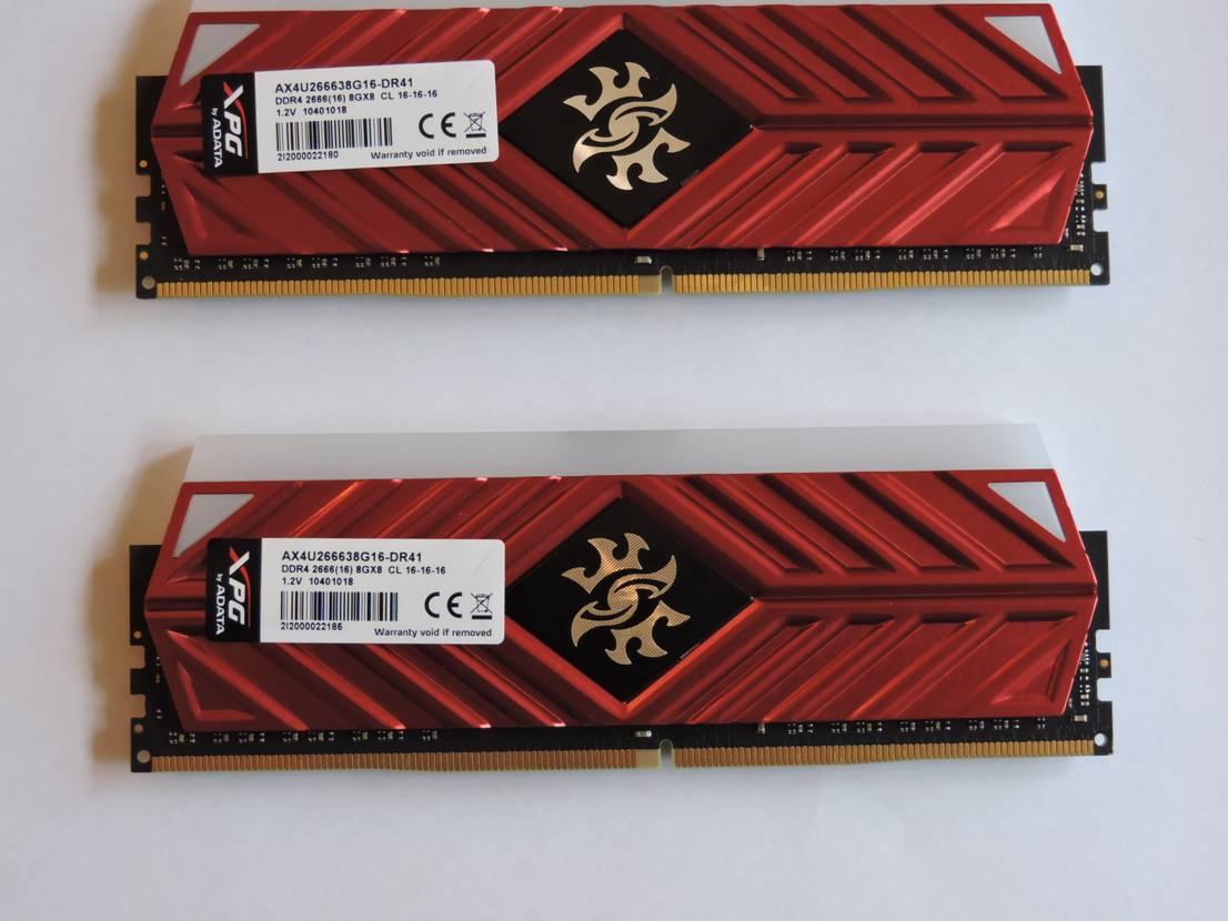 مراجعة ذواكر التخزين ADATA XPG SPECTRIX D41 RGB