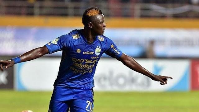 Klausul Aneh Mengiringi Kepindahan Ezechiel Ndouassel ke Bhayangkara FC dari Persib Bandung