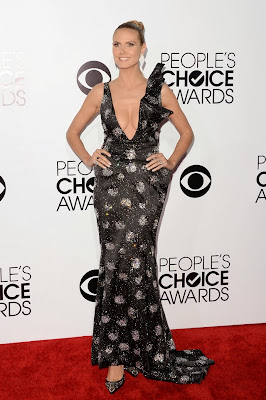 People's Choice Awards 2014 Heidi Klum