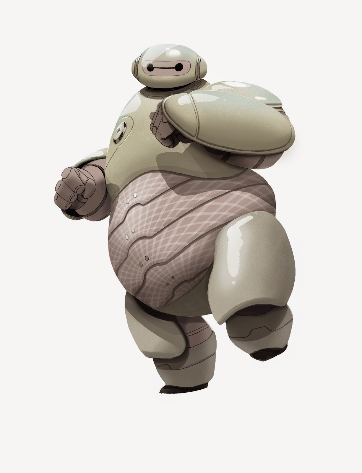 The Art Of Kevin Nelson Big Hero 6 Artwork With Baymax