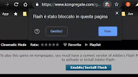 Come Attivare Flash su Chrome