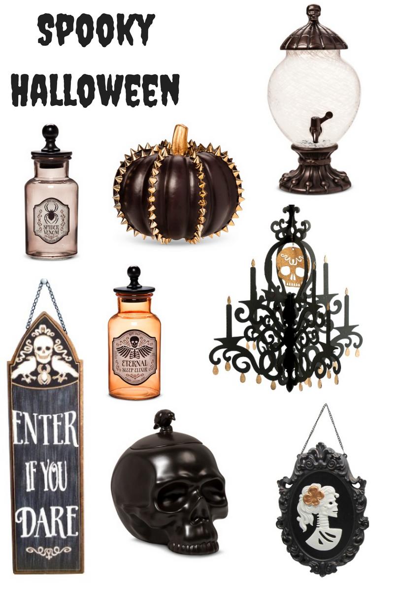 halloween decor under $50 - chronicling home