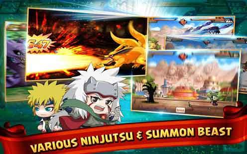 Ninja Heroes Mod Apk Unlimited