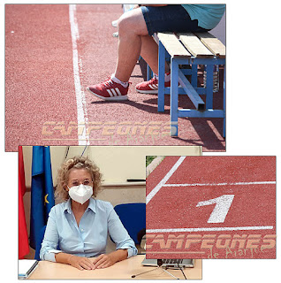 Pista Atletismo Aranjuez