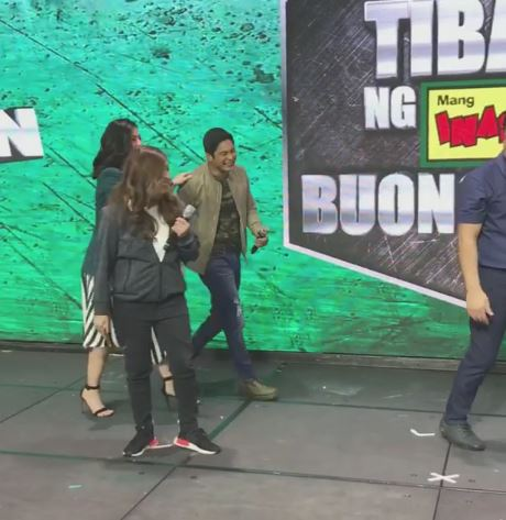 Angel Locsin And Coco Martin Enjoys Their Time Together At The Mang Inasal National Convention