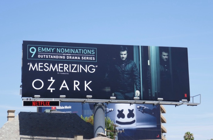 Ozark 2019 Emmy nominations billboard