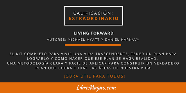 Living Forward - Extraordinario