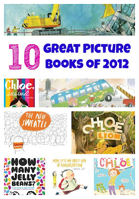 Best Picture Books of 2012
