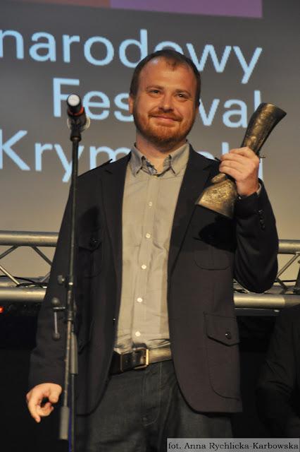 Wojciech Chmielarz nagroda