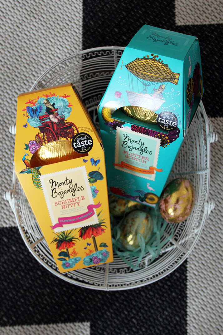 Easter gifts from homesense whowhatclaire i got these monty bojangles eggs that have the most amazing sounding flavours ive actually spotted these in the likes of waitrose for around 700 negle Gallery