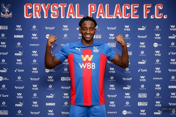 Oficial: El Crystal Palace firma cedido a Mateta