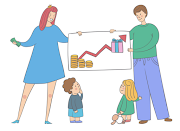Parents: How To Invest for Your Children's Financial Future
