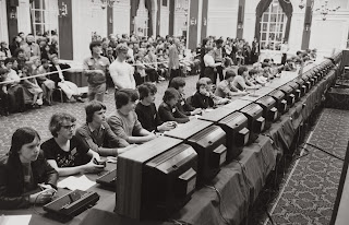 Campeonato de Atari - The Space Invaders Tournament