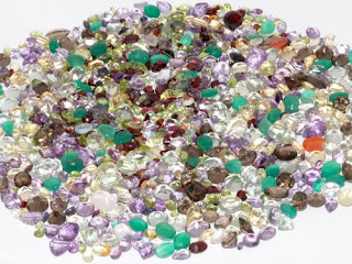Gemstone lot