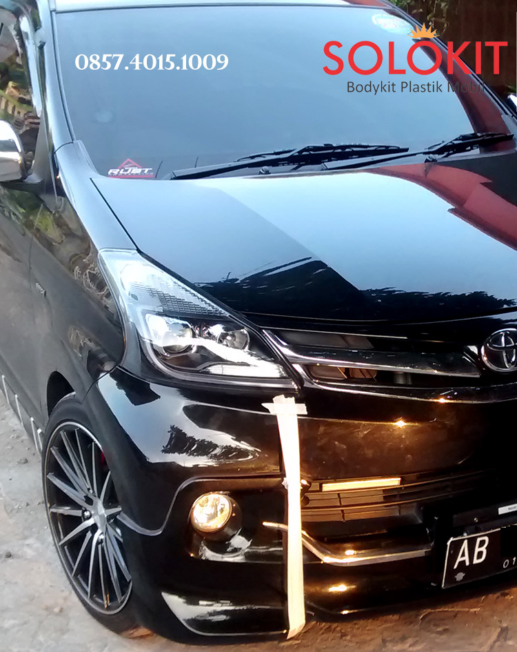 bodykit grand new avanza 2016 baru luxury solo