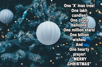 "One ''x"" mas 