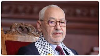 الغنوشي: يجب دعم المقاومة الفلسطينية ومساندة الشعب الفلسطيني في قضيته ضد الإحتلال الإسرائيلي واطلاق حملة تبرعات