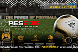 PES Jogress v4.1 Data Pack 1-2 Summer Transfer 18/19 ISO PPSSPP