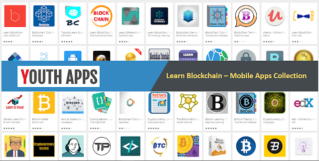 Learn Blockchain using Mobile - YouthApps