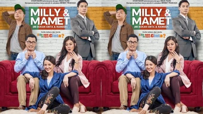 [Review] Milly & Mamet, Begini Cara Ernest MengedukASI Penontonnya