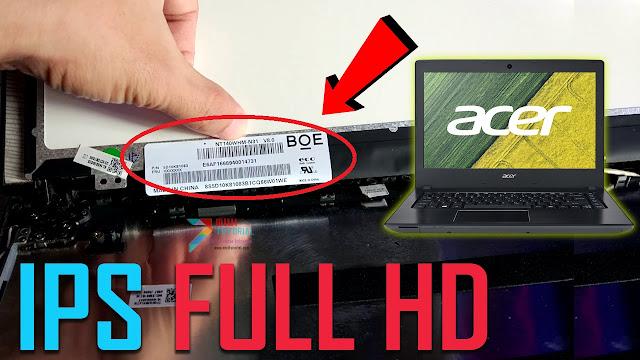 Ini Cara Memilih dan Membeli Layar LCD IPS Full HD Pengganti untuk Laptop Acer E5-475 dan E5-476G di AliExpress