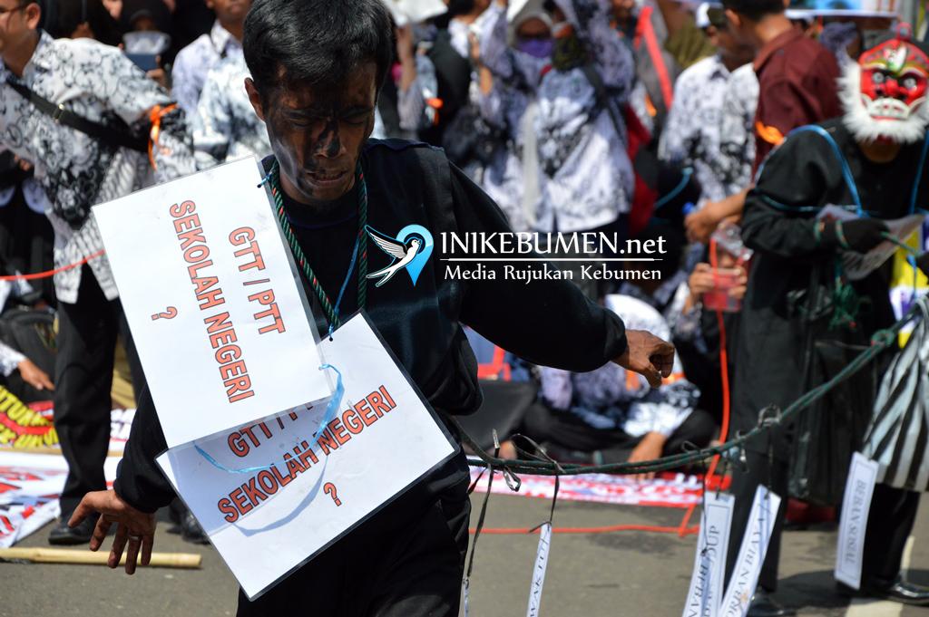 Catat! GTT/PTT Kebumen Dijanjikan Bakal Terima SK Bupati