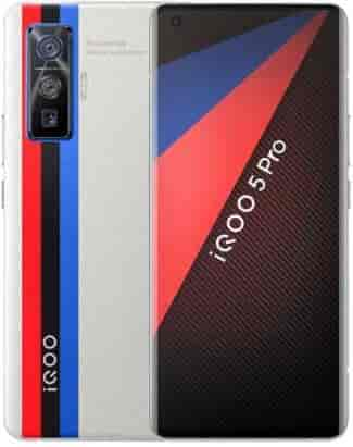 vivo iQOO 5 Pro 5G - Full phone specifications