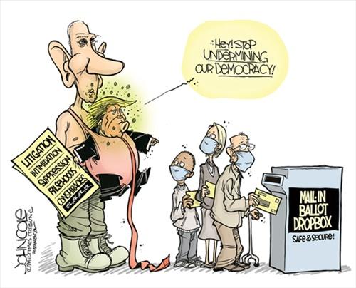 www.seuguara.com.br/charge/cartoon/John Cole/Trump/EUA/