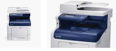 Die 4,3-Zoll-Farb-Touchscreen-Benutzeroberfläche vereinfacht den Zugriff auf Ihren Multifunktionsdrucker
