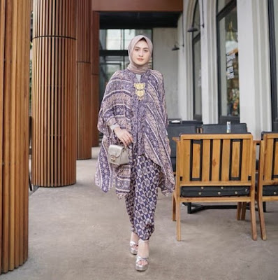 tutorial model hijab pesta modern terbaru