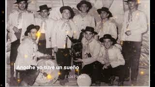 "😴Pasodoble ""Anoche yo tuve un sueño"". Comparsa ""Los Pajeros"" (1960)"