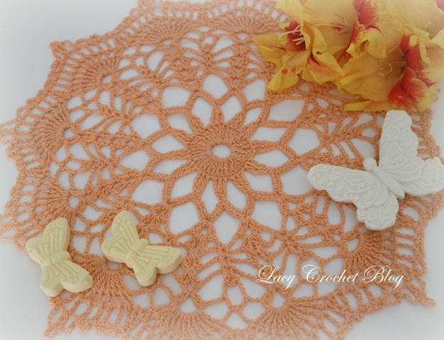 Lacy Crochet: Free Doily Patterns